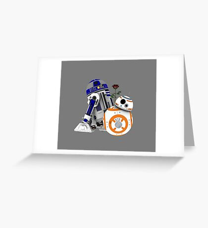Android Love Greeting Card
