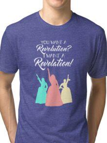 Broadway Quote Shirt Tri-blend T-Shirt
