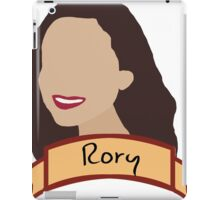 Gilmore Girls Rory - No Face iPad Case/Skin