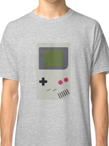 Single Gameboy Classic (grey) Classic T-Shirt