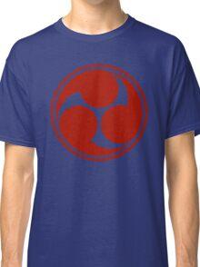 Mitsu Tomoe - Japan - Shinto Trinity Symbol - Triskele Classic T-Shirt