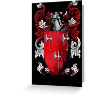 The Coat of Arms Greeting Card