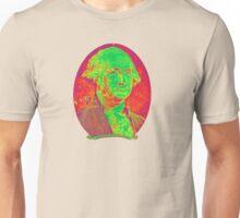 Portrait of George Washington Unisex T-Shirt