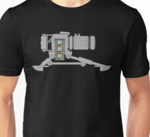 Machine Gun Camera Color Unisex T-Shirt