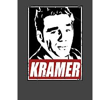 OBEY COSMO KRAMER Photographic Print