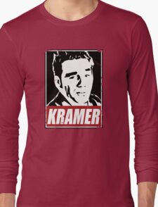 OBEY COSMO KRAMER Long Sleeve T-Shirt