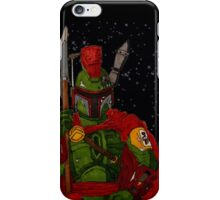 Spartan Fett iPhone Case/Skin