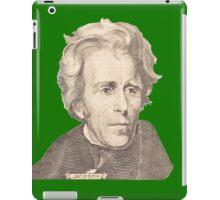 Portrait of Andrew Jackson iPad Case/Skin