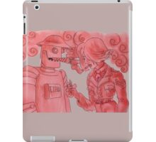Give the Bot a Light iPad Case/Skin