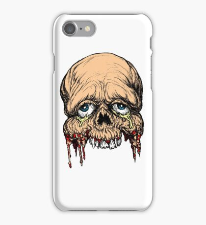 HALF FACE iPhone Case/Skin