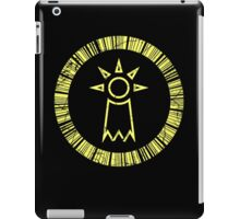 Crest of Hope iPad Case/Skin