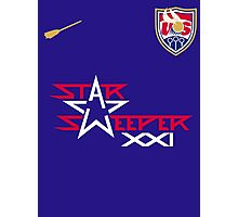 US Quidditch Jersey - 2014 World Cup Photographic Print