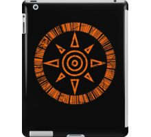 Crest of Courage iPad Case/Skin
