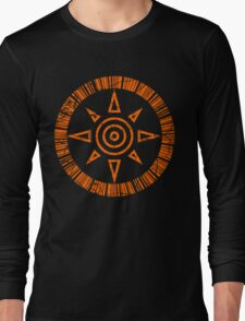 Crest of Courage Long Sleeve T-Shirt