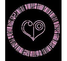 Crest of Love Photographic Print