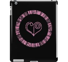 Crest of Love iPad Case/Skin