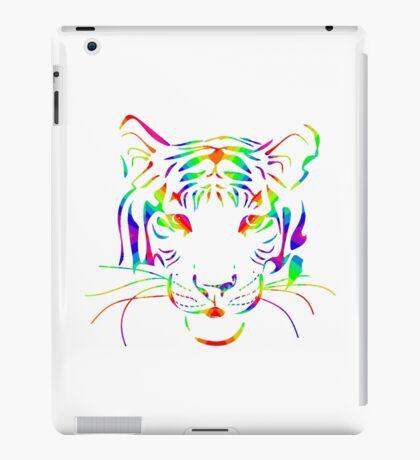 White Tiger Moi iPad Case/Skin