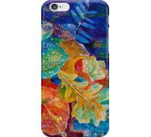 Leafin an Imprint iPhone Case/Skin