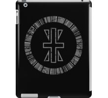 Crest of Reliability iPad Case/Skin