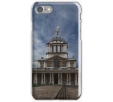Greenwich buildings 1 iPhone Case/Skin