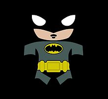 Funny Batman by Stokha