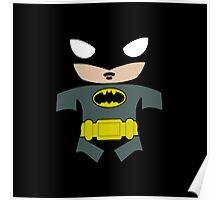 Funny Batman Poster
