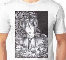 Black Butler : Sebastian Michaelis Unisex T-Shirt