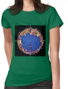 City of Toronto, Ontario, Canada Womens Fitted T-Shirt