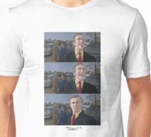 "Alan Partridge - ""Dan!"" Unisex T-Shirt"