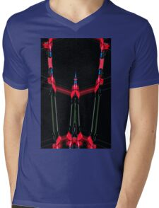 Prismatic Mens V-Neck T-Shirt
