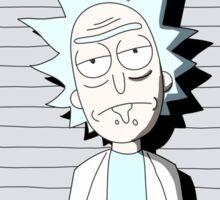 Morty Mug Shot Sticker