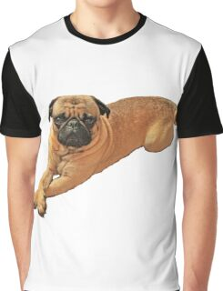 Pug chilling    Graphic T-Shirt