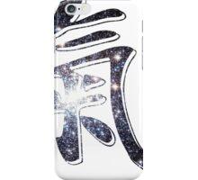 Star Cluster | Chi Symbol | Fresh Universe iPhone Case/Skin