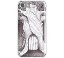 Treehouse iPhone Case/Skin
