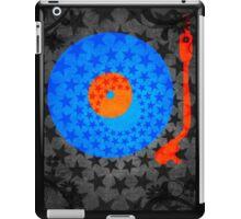 Vinyl Record Stars iPad Case/Skin
