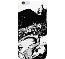 B&W PILGRIM iPhone Case/Skin
