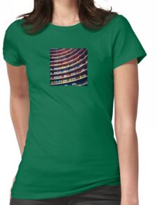 Primary Wave Womens Fitted T-Shirt