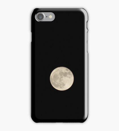 Super Moon - Nov. 2016  iPhone Case/Skin