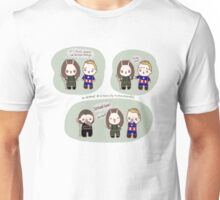 You feel LOVE! Unisex T-Shirt