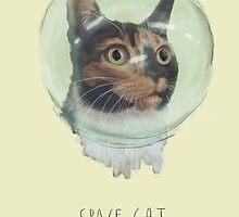 Spacecat by Maryaube