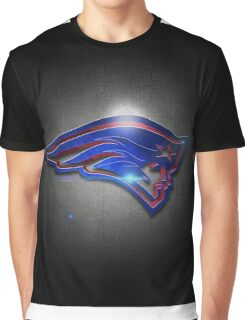 Pats Sports Team Graphic T-Shirt