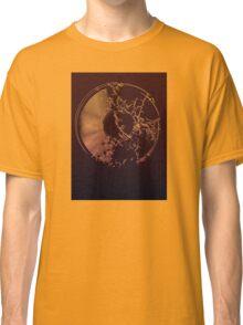 Vinyl Record Gold Explosion Classic T-Shirt