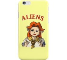 Romani Aliens iPhone Case/Skin