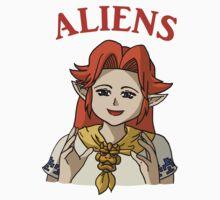 Romani Aliens Kids Clothes