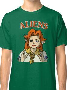 Romani Aliens Classic T-Shirt