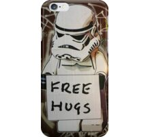 Free Hugs For You iPhone Case/Skin