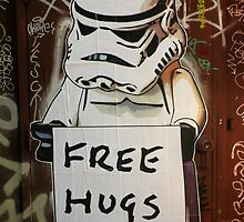 Free Hugs For You by Brian Chase