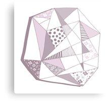 Abstract design Metal Print