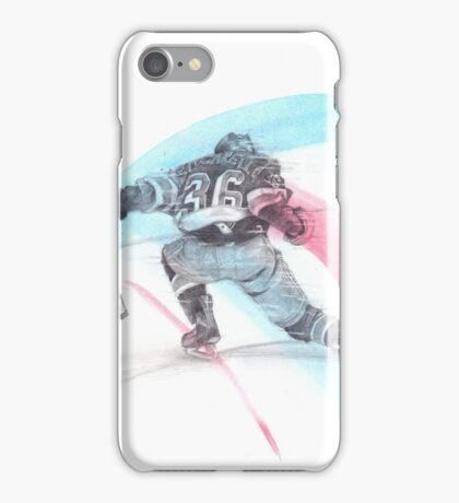 Mats Zuccarello iPhone Case/Skin
