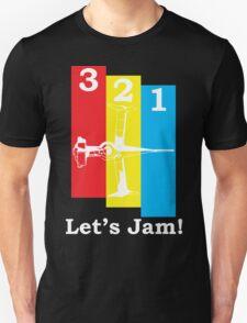 Cowboy Bebop 3, 2, 1, Let's Jam! T-Shirt